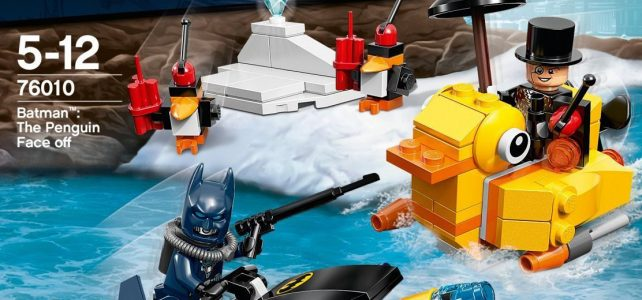 REVIEW LEGO 76010 Batman – L'affrontement avec le Pingouin