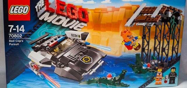REVIEW LEGO Movie 70802 - La poursuite de méchant flic