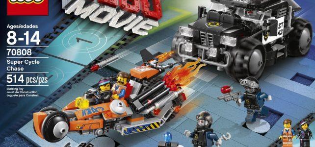 REVIEW LEGO Movie 70808 - La poursuite
