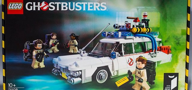 REVIEW LEGO 21108 Ghostbusters 30th anniversary Ideas Cuusoo