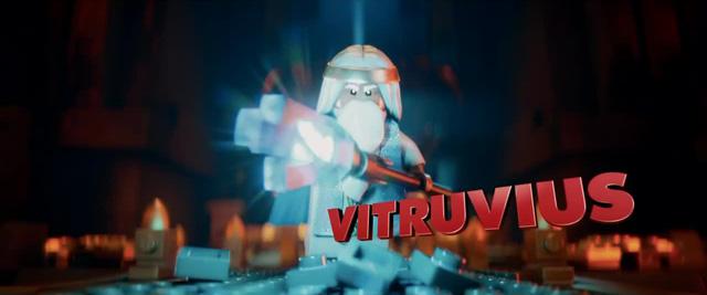 Vitruvius The LEGO Movie