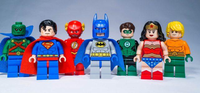 Ma Justice League Lego