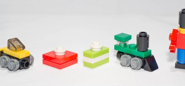REVIEW LEGO 40106 – Christmas Limited Edition 1/2