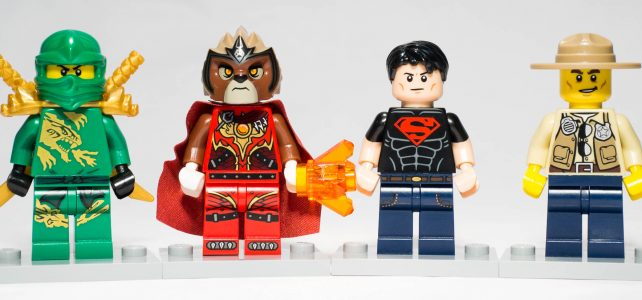 REVIEW LEGO 5004076 – Target Exclusive Minifigures Box
