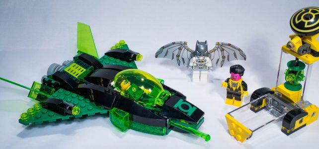 REVIEW LEGO 76025 – DC Comics – Green Lantern vs Sinestro