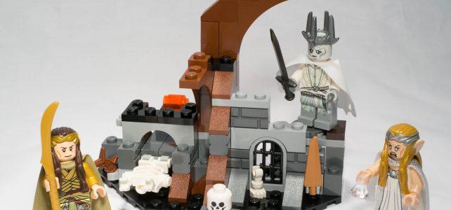 REVIEW LEGO 79015 – The Hobbit – La bataille du roi sorcier