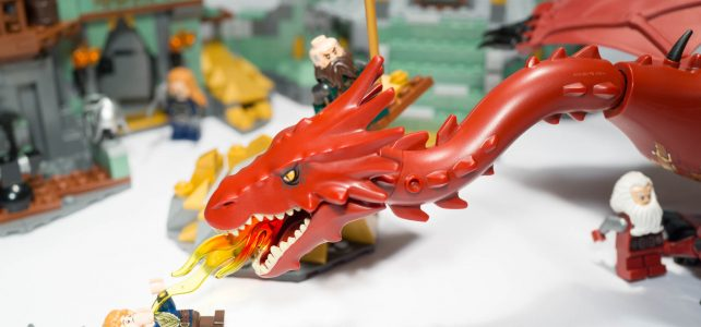 REVIEW LEGO 79018 – The Hobbit – Le Mont Solitaire