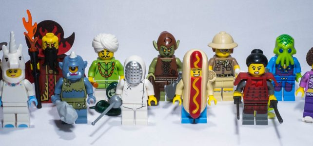 REVIEW LEGO Collectible Minifigures – Série 13