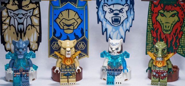 REVIEW LEGO Legend of Chima – Battle Pack