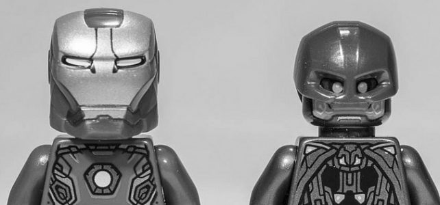 REVIEW LEGO 76029 – Marvel – Iron Man vs Ultron
