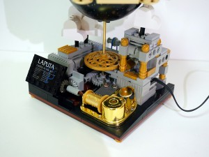 Laputa LEGO 4