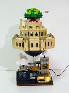 Laputa LEGO 2