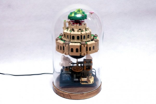 Laputa LEGO 1