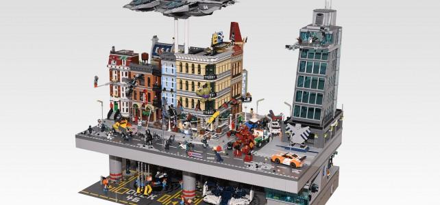 LEGO Marvel Avengers 2 Ultron