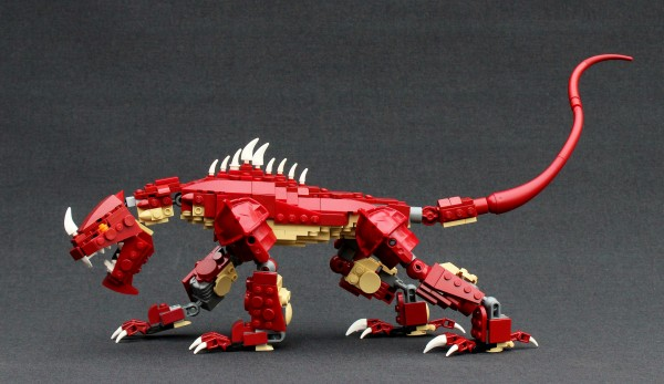 LEGO Dragon 3