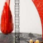 Tintin fusée LEGO 4