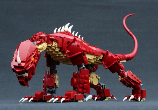 LEGO Dragon 1
