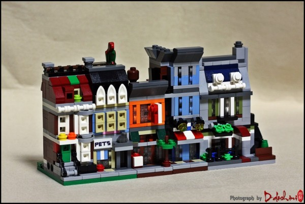 mini 10246 LEGO 2