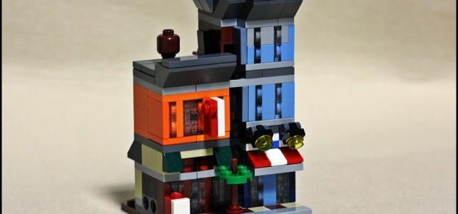 mini 10246 LEGO 1