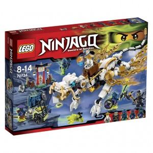 LEGO Ninjago 70734