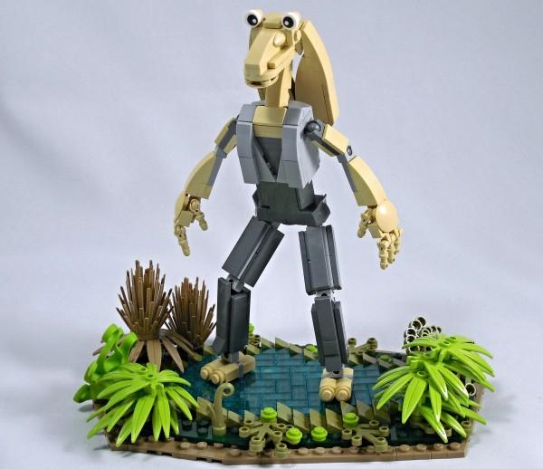 LEGO Star Wars Episode 1 Jar Jar