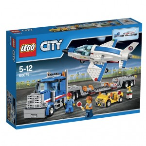 LEGO City Training Jet Transporter (60079)