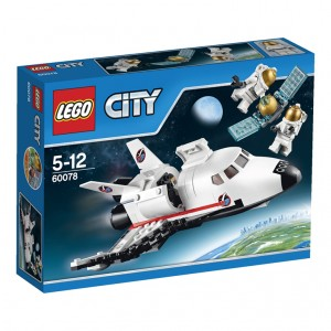 LEGO City Utility Shuttle (60078)