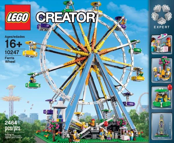 LEGO Creator 10247 Ferris Wheel 01