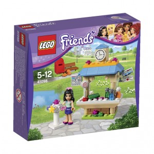 LEGO Friends Emma's Tourist Kiosk (41098)