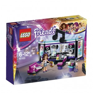 LEGO Friends Pop Star Recording Studio (41103)