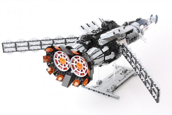 LEGO Galactic Nautilus 2