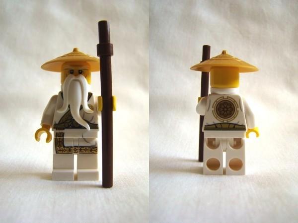 LEGO Ninjago Sensei Wu 1