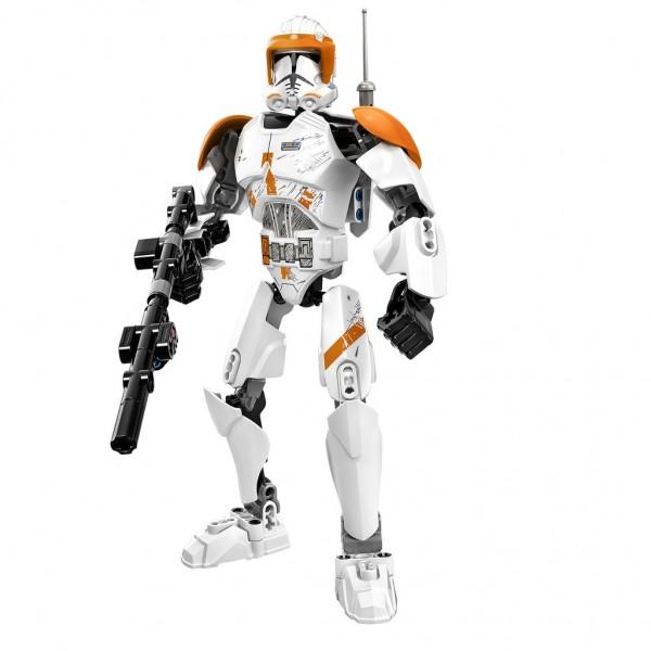 LEGO Star Wars Constraction Figures Commander Cody (75108)