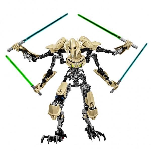 LEGO Star Wars Constraction Figures General Grievous (75112)