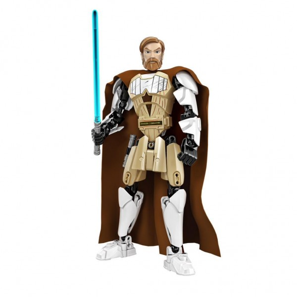 LEGO Star Wars Constraction Figures Obi-Wan (75109)