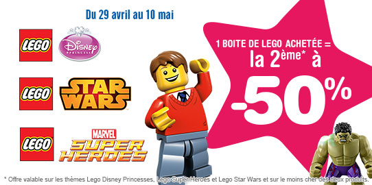 LEGO Toysrus Promo