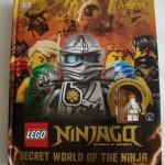 Livre LEGO Ninjago