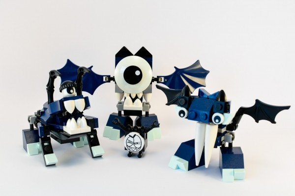 LEGO Mixels Glowkies