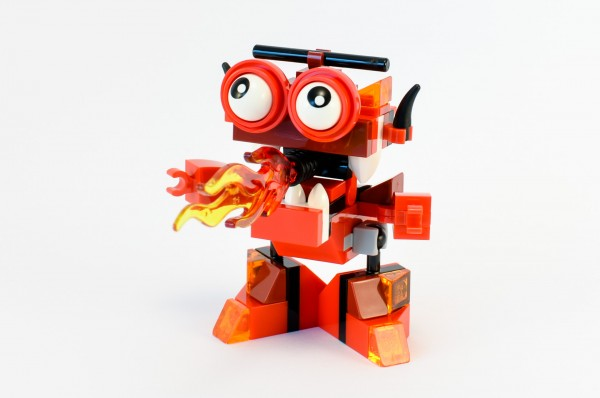 LEGO Mixels Infenites 41532 Burnard