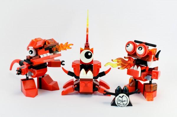 LEGO Mixels Infenites