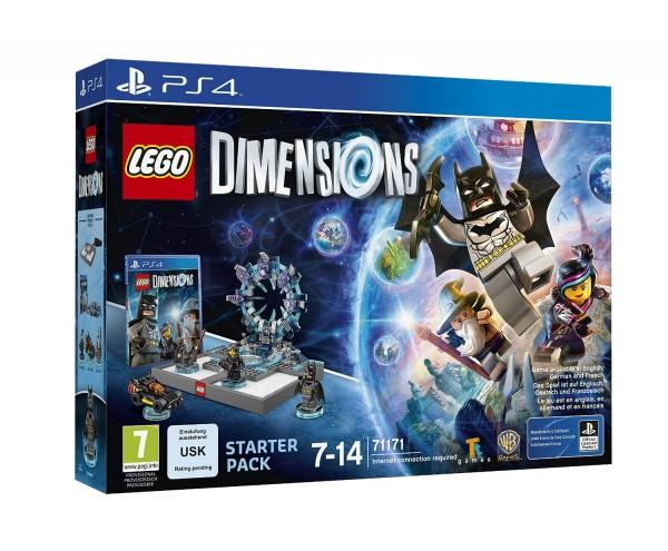 Bon plan LEGO Dimensions Starter Pack