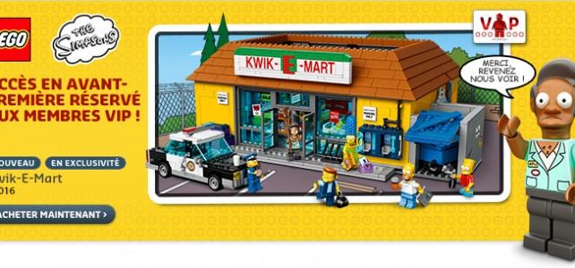 71016 The Kwik-E-Mart LEGO
