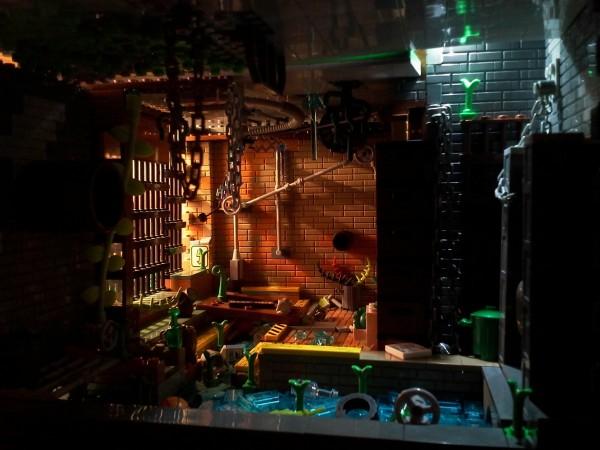 LEGO Eclairage
