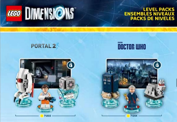 LEGO Dimensions Pack 4