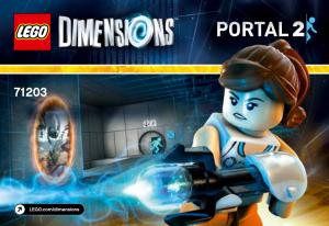 LEGO Dimensions Portal 2