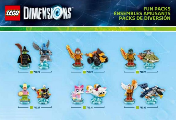 LEGO Dimensions Pack 9
