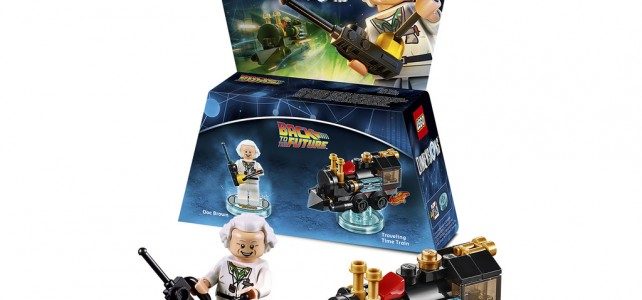 Fun pack Back to the Future Doc Brown (71230)