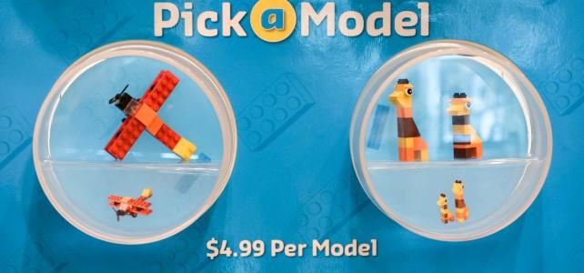 LEGO Pick A Model 2