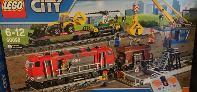 60098 City Heavy Haul Train