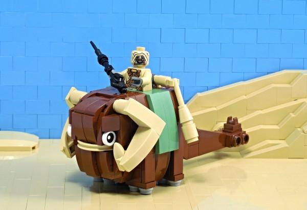 LEGO Chibi Bantha